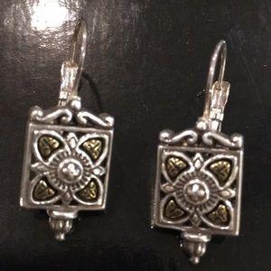 Brighton wire earrings